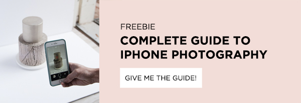 iphone photography guide